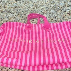 Victoria Secret large duffel bag!